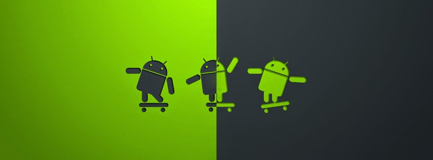 Android-Green-Black-Wallpaper-Image